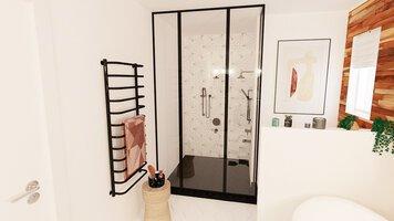 Online design Contemporary Bathroom by Janja R. thumbnail
