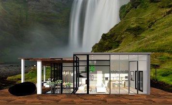 Online design Modern Home/Small Office by Allison H. thumbnail