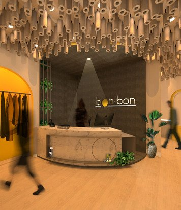 Online design Contemporary Hallway/Entry by Archie T. thumbnail