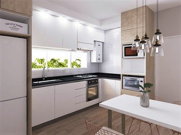Online design Contemporary Kitchen by Vale G. thumbnail