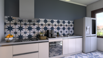 Online design Contemporary Kitchen by Jacky G. thumbnail
