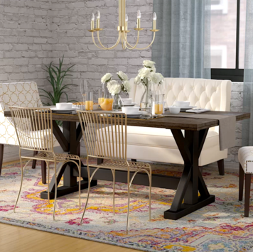 Online design Eclectic Dining Room by Ashley H. thumbnail