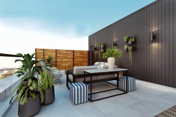 Online design Contemporary Patio by Ibrahim H. thumbnail
