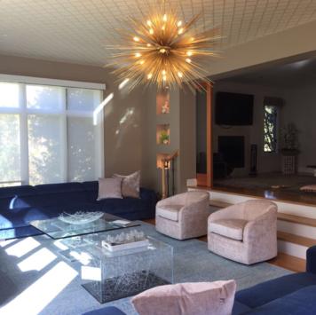 Online design Eclectic Living Room by Devanshi S. thumbnail