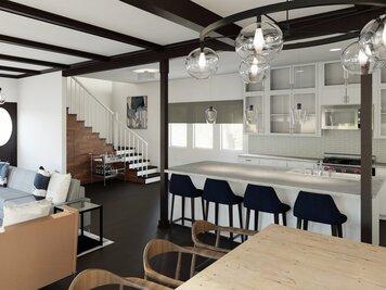 Online design Contemporary Kitchen by Lynda N thumbnail