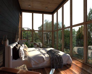 Online design Country/Cottage Bedroom by Nicolle E. thumbnail