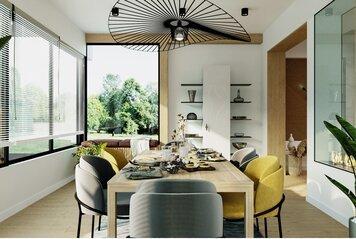 Online design Modern Dining Room by Marcu E. thumbnail