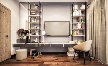 Online design Modern Bedroom by Lam K. thumbnail