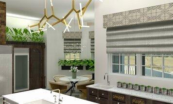 Online design Transitional Kitchen by Skyler G. thumbnail