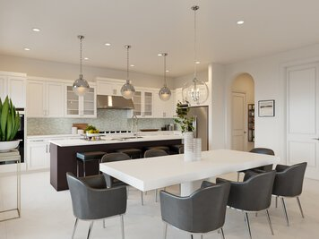 Online design Contemporary Kitchen by Casey H. thumbnail