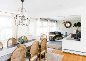 Online design Transitional Dining Room by Casey H. thumbnail