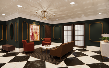 Online design Eclectic Living Room by Sara E. thumbnail