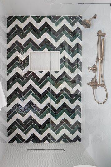 Online design Modern Bathroom by Carla A. thumbnail