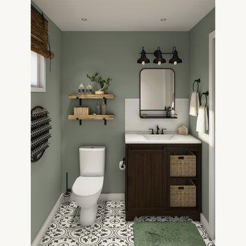 Online design Contemporary Bathroom by Iulia B. thumbnail