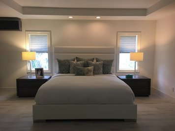 Online design Contemporary Bedroom by MayKan C. thumbnail