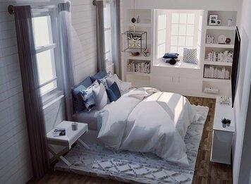 Online design Beach Bedroom by Brooke S. thumbnail