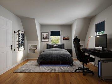 Online design Modern Kids Room by Courtney B. thumbnail