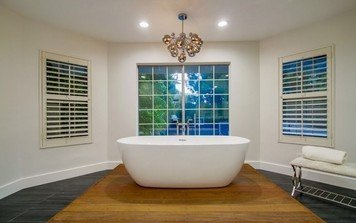 Online design Contemporary Bathroom by Jessica C. thumbnail
