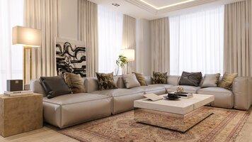 Online design Glamorous Living Room by Mladen C thumbnail