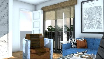 Online design Eclectic Home/Small Office by Allison E. thumbnail