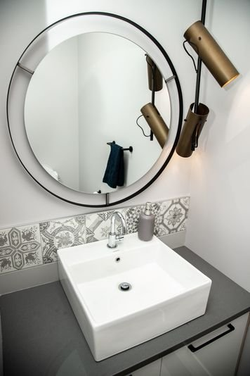 Online design Eclectic Bathroom by Natalie S. thumbnail