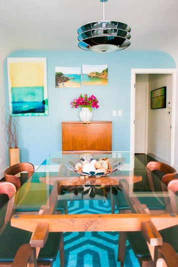 Online design Contemporary Dining Room by Michelle B. thumbnail