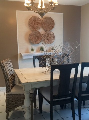 Online design Transitional Dining Room by Daisy A. thumbnail