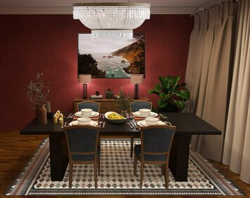 Online design Eclectic Dining Room by Nathan H. thumbnail