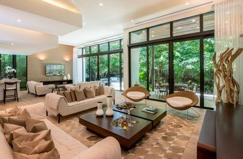 Online design Contemporary Living Room by Taize M. thumbnail