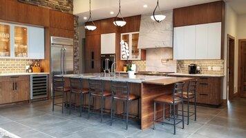 Online design Modern Kitchen by Amanda K. thumbnail