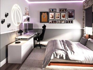 Online design Modern Kids Room by Berkeley H. thumbnail