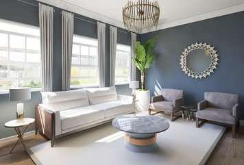 Online design Eclectic Living Room by Samantha W. thumbnail