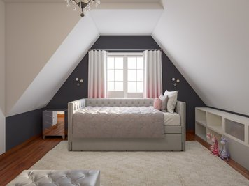 Online design Transitional Bedroom by Lauren A. thumbnail