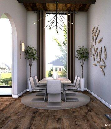 Online design Modern Dining Room by Kristin W. thumbnail