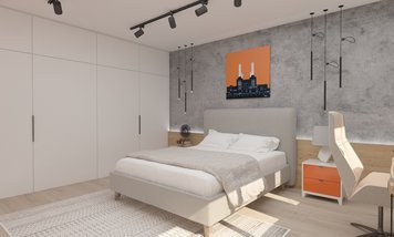 Online design Contemporary Bedroom by Ioana A. thumbnail