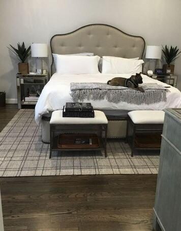 Online design Modern Bedroom by Berkeley H. thumbnail