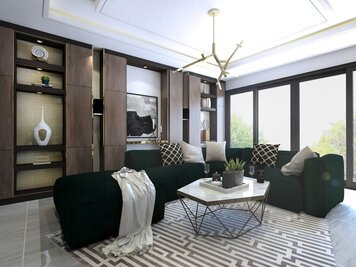 Online design Glamorous Living Room by Salome P. thumbnail