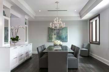 Online design Glamorous Dining Room by Gericel D. thumbnail