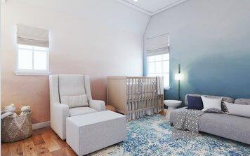 Online design Eclectic Nursery by Lauren A. thumbnail