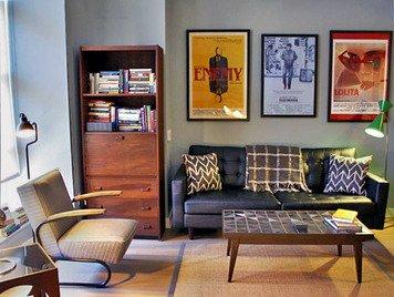 Online design Modern Living Room by Foster C. thumbnail