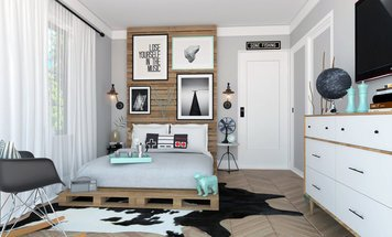 Online design Eclectic Bedroom by Francis D. thumbnail