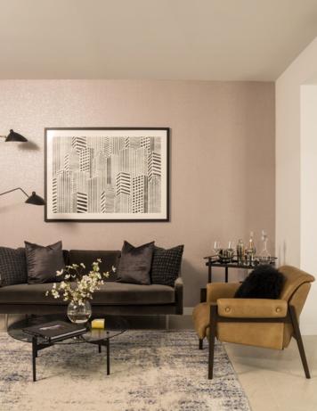 Online design Modern Living Room by Nazeli I. thumbnail