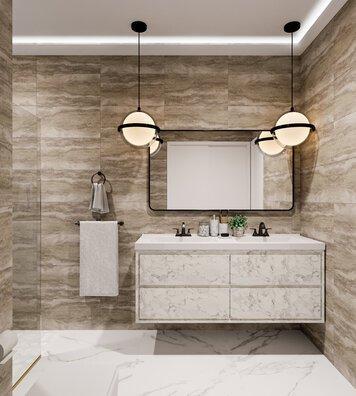 Online design Modern Bathroom by Berkeley H. thumbnail