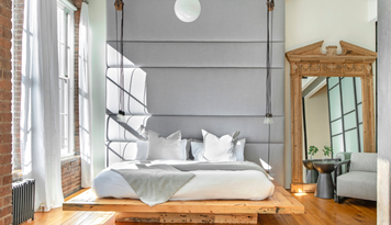 Online design Contemporary Bedroom by Gianna M. thumbnail