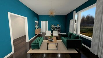 Online design Modern Living Room by RoWanna L. thumbnail