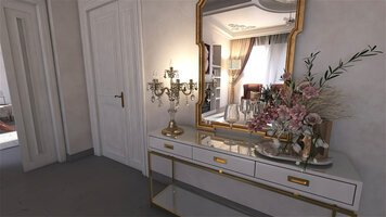 Online design Glamorous Hallway/Entry by Lizzy M. thumbnail