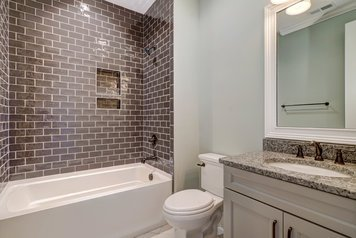 Online design Transitional Bathroom by Brooke M. thumbnail