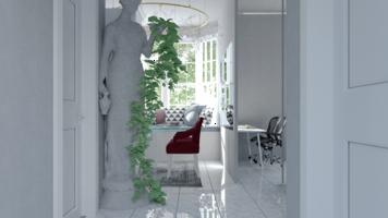 Online design Modern Hallway/Entry by Rana S. thumbnail