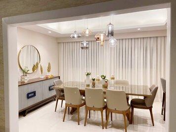Online design Modern Dining Room by Perla V. thumbnail