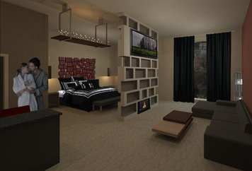 Online design Contemporary Bedroom by Shaina M. thumbnail